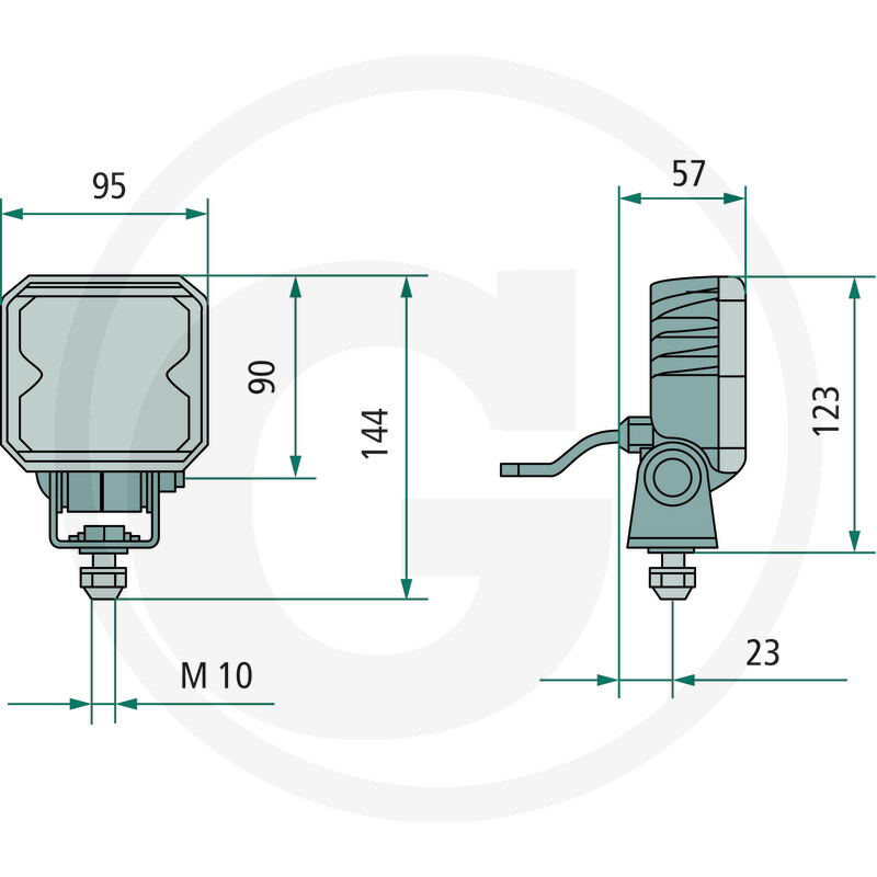 Fabulous Hella Led Werklamp Wiring Database Gramgelartorg